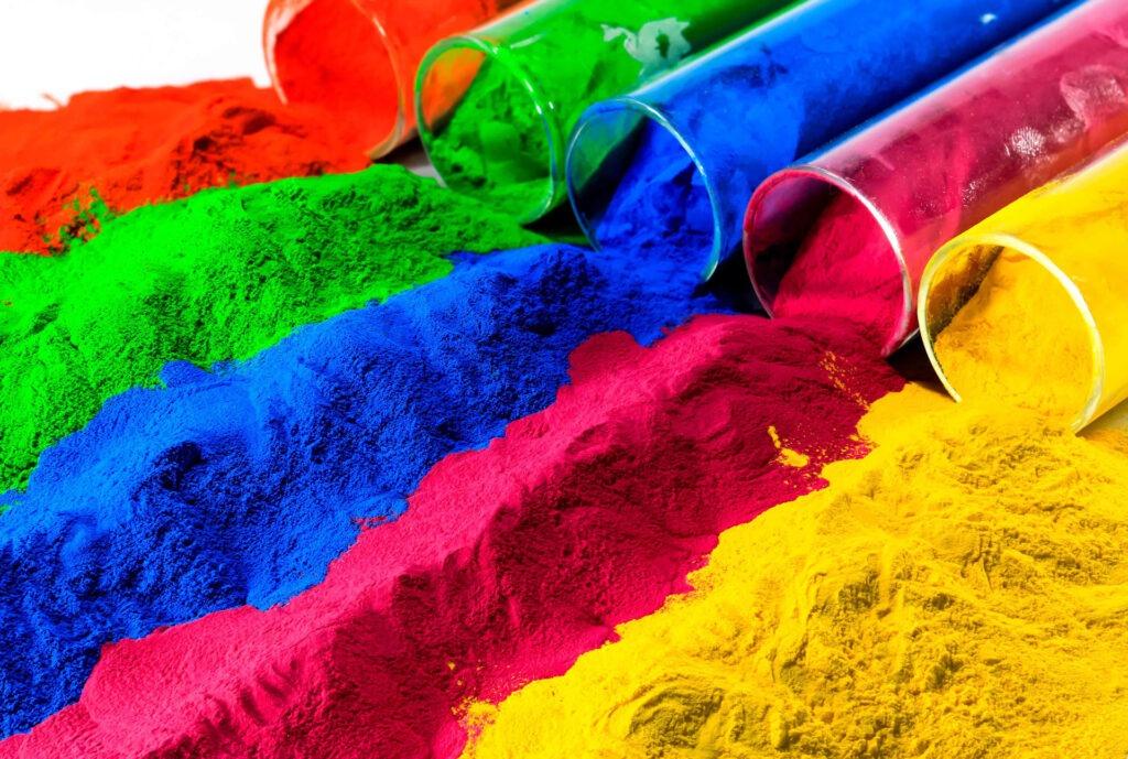 Полимерно-порошковая краска